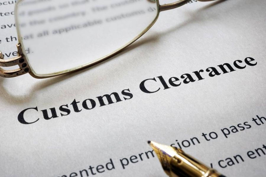 customs clearance by direct freight
