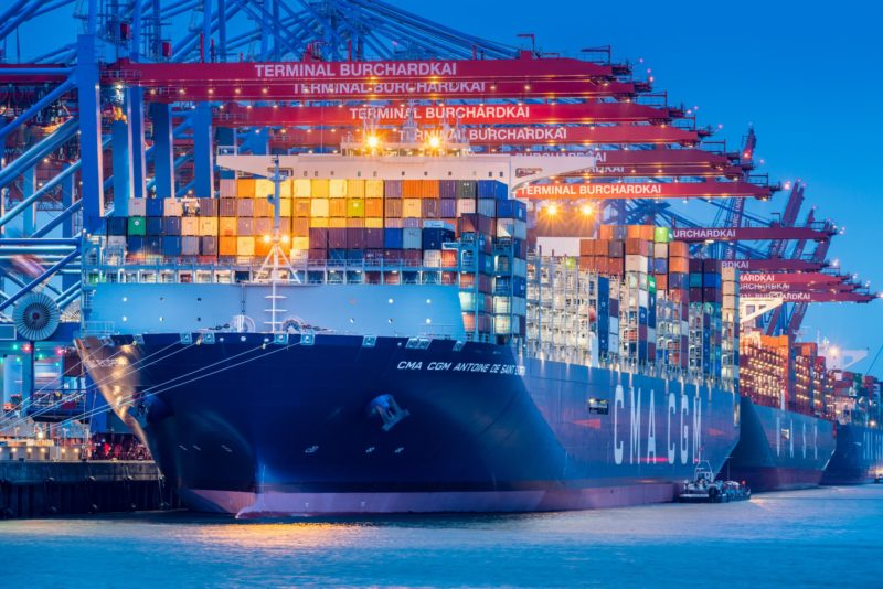 direct freight sea freight services